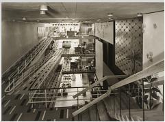 Detalhe da primeira loja da Eletroradiobraz: observe as passarelas - Fonte Google imagens